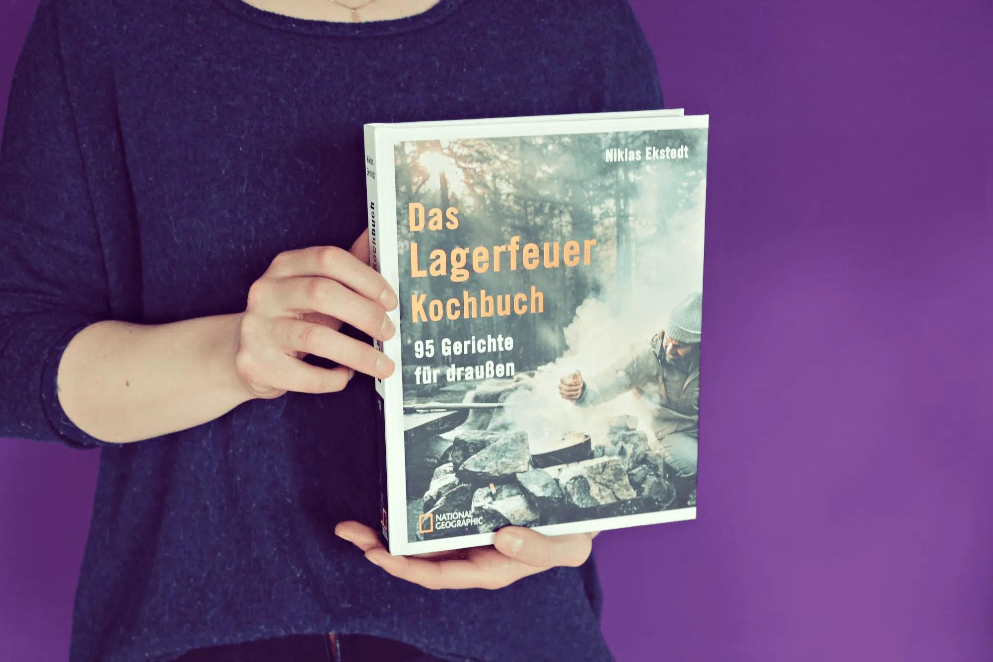 Das Lagerfeuer Kochbuch: Niklas Ekstedt | Miomente Entdeckermagazin