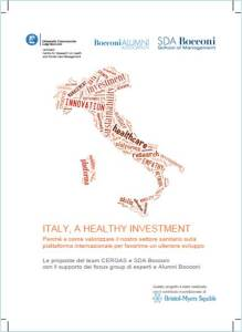 Italy, a Healthy Investment