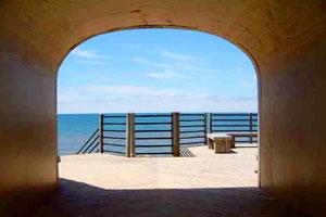 Tunnel Park  Ottawa County Michigan