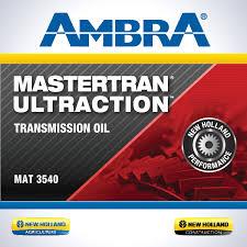 OLIO TRASMISSIONE AMBRA MASTERTRAN ULTRACTION MAT 3540 LT 5