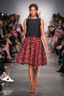 Zac-Posen-Spring-Summer-2017-Look-8-Floral-Skirt