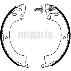 CHANGFENG Brake Shoe Set GS8185,MB587661,MB238110,MB238114