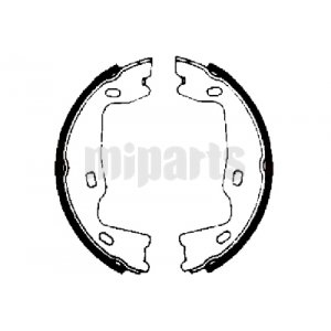 Opel Brake Shoe Set, parking brake FN0519,90349868,4838660