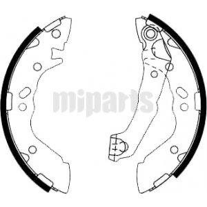 Hyundai Brake Shoe Set 362395B,SMR465094,5830505A00