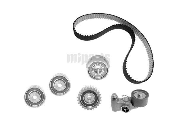 Subaru Timing Belt Kit KTB553,$60.00 at Miparts