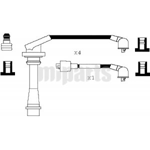 19901-87198-000 Wholesale Daihatsu Ignition Cable Kit