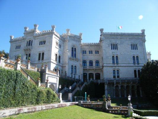 Viaje a Croacia en coche con parada en Trieste