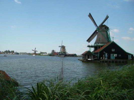 Índice viaje hasta Holanda