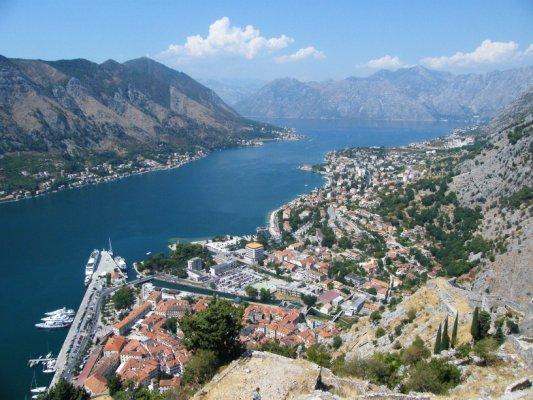 Visita a Kotor en Montenegro