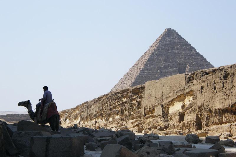 Índice del viaje a Egipto en el 2009