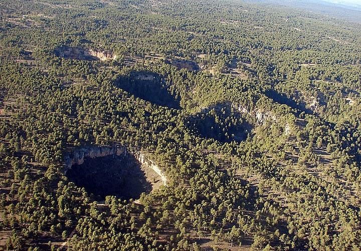 Torcas de Palancares y lagunas en Cuenca