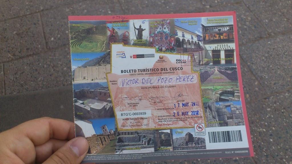Boleto turístico del Cusco: ¿Qué es y cómo comprarlo?