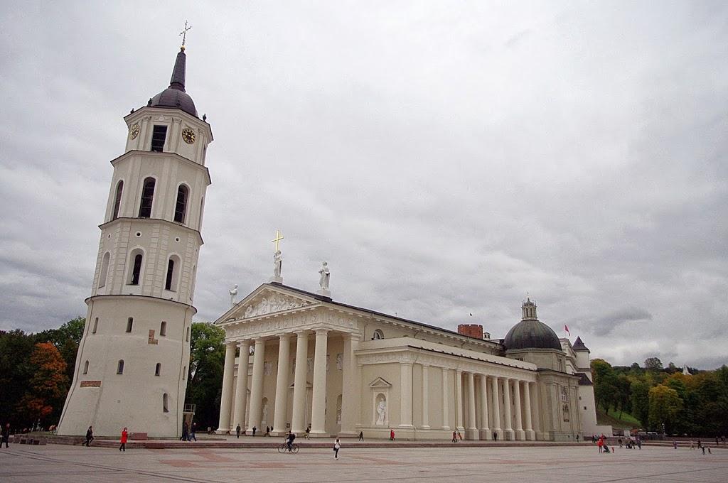 Que ver en Vilna. Descubriendo la capital de Lituania