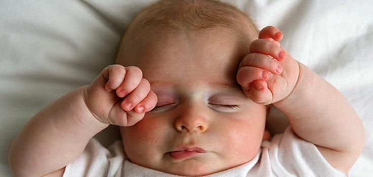 Problemas concretos del sueño en niños