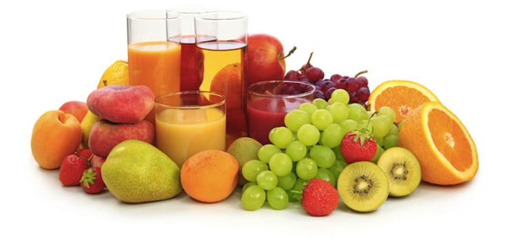 ¿Es lo mismo para un niño tomar fruta que zumo?