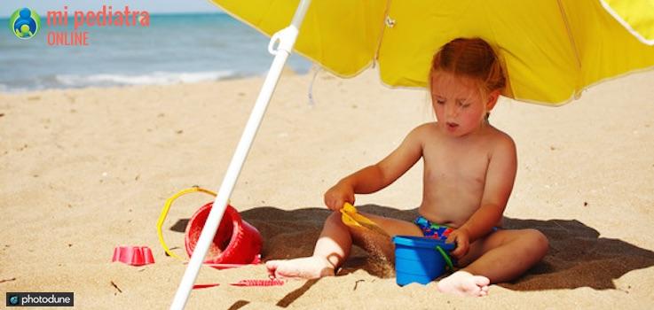 Golpe de Calor en Niños y Bebés