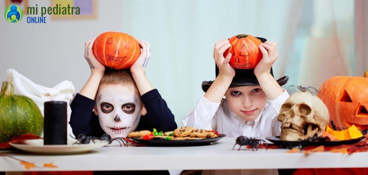 Salud Infantil en Halloween