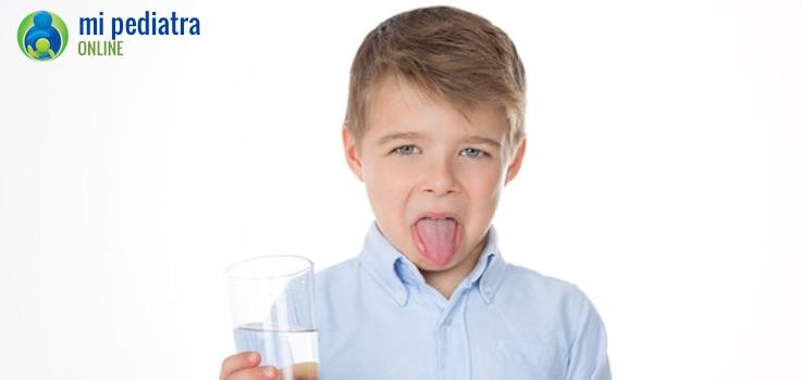¿Qué hacer cuando un niño vomita? 4º Vídeo en MedicinaTV
