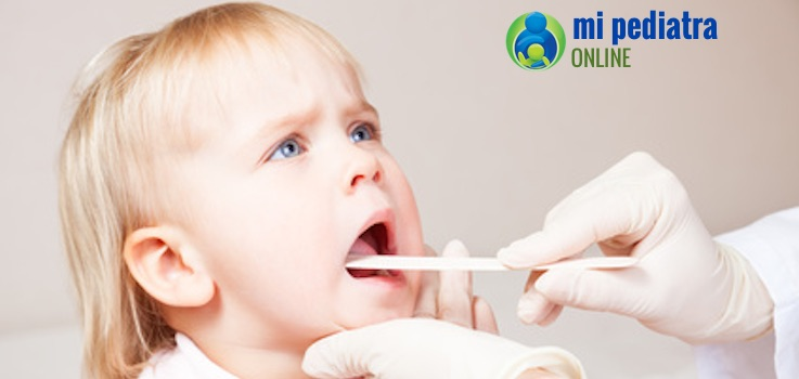 Infección de Garganta en Niños. ¿Necesita Antibiótico o no?