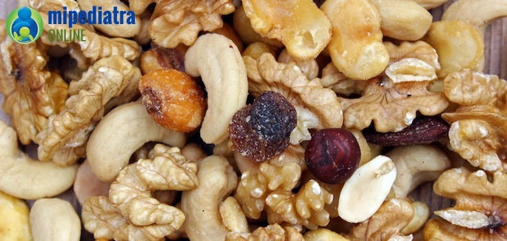 Frutos Secos en la Alimentación del Bebé: Cómo y cuándo introducirlos