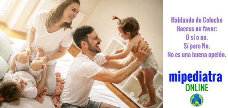 Si tu hijo antes dormía sólo y ahora no quiere, y tú sí, tal vez sea porque le transmitimos un mensaje poco claro.