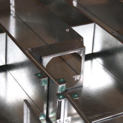 Envolventes en chapa metálica corte laser