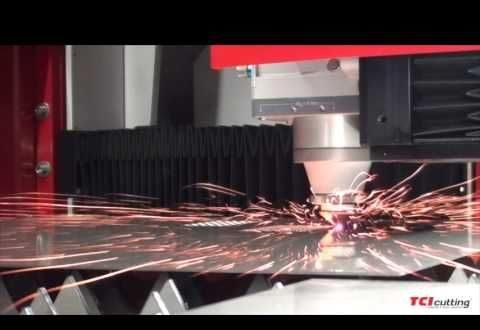 cortar chapa por laser
