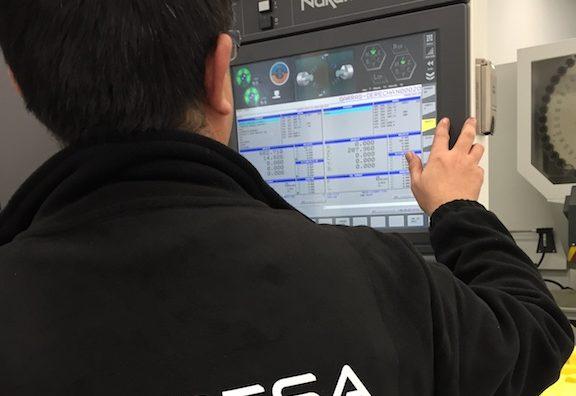 Mecanizado CNC de Piezas 1