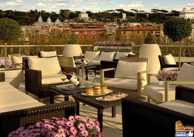 I 10 Roof Garden pi Belli di Roma Ecco quali sono