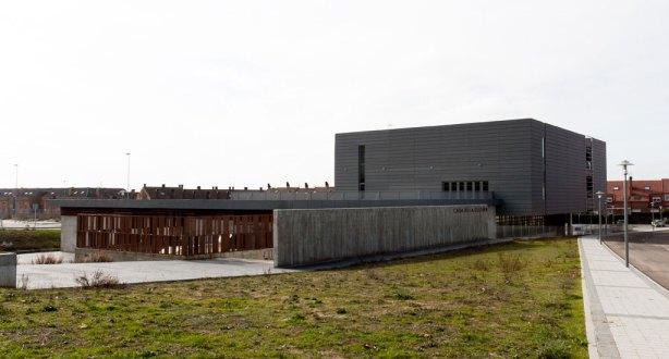casa de la cultura de la Cistérniga