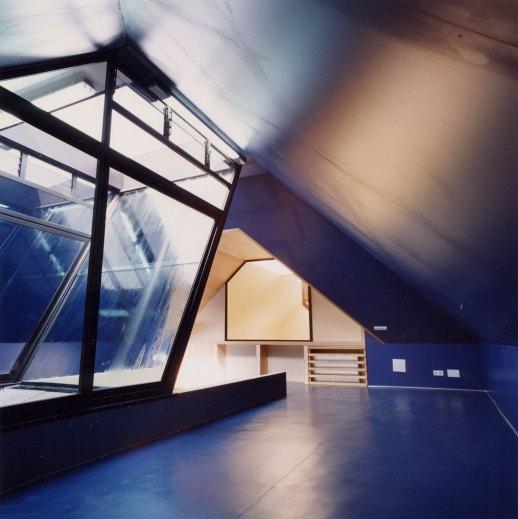 Casa Seedorf gimnasio