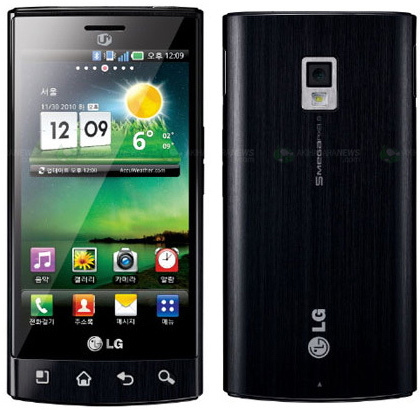LG-LU3000-Android