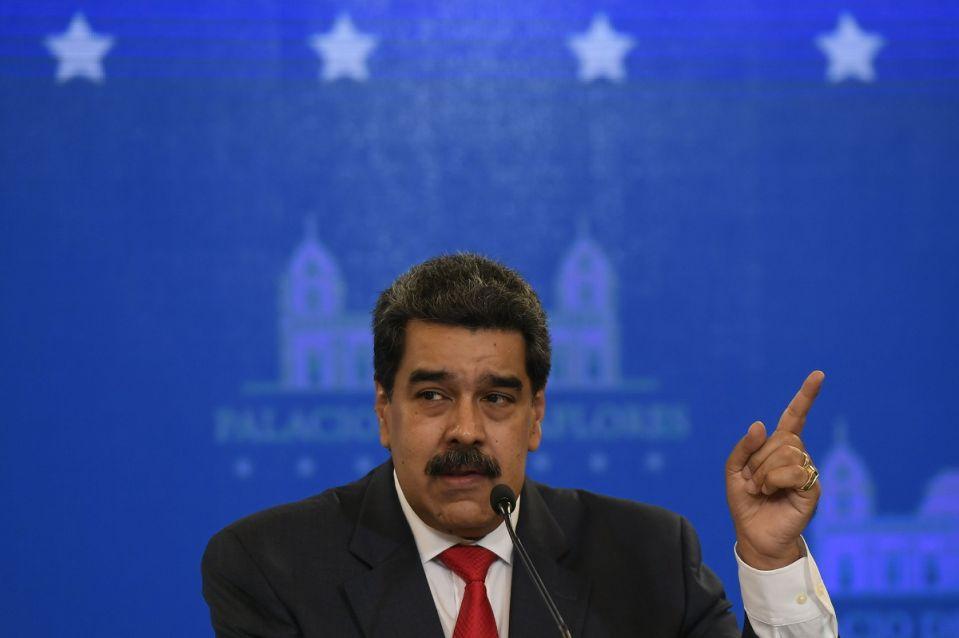Sancionó a empresa responsable de las elecciones en Venezuela