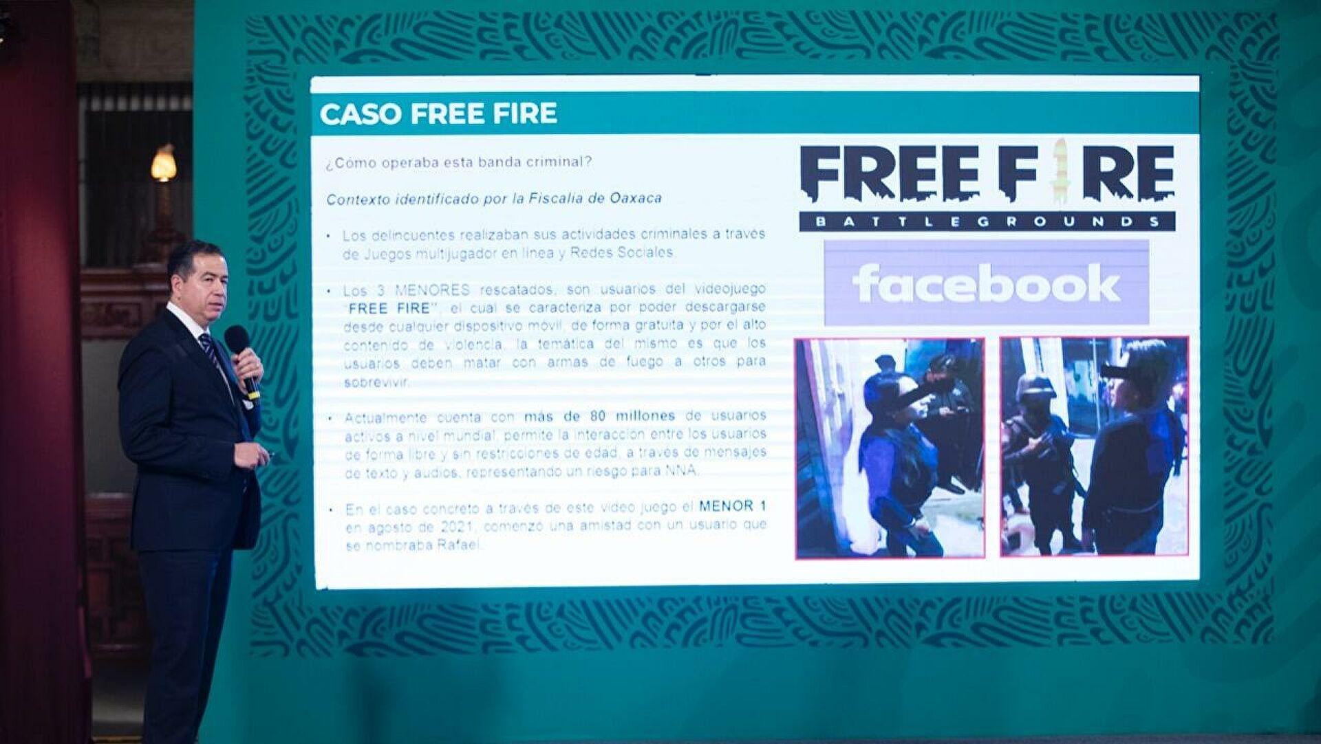 Free Fire y...¿ El crimen organizado?