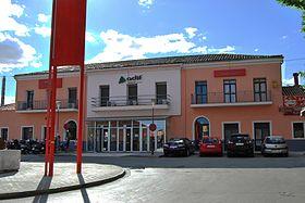 Estación Renfe Guadalajara