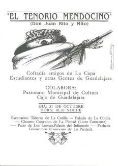 I Tenorio Mendocino, de 1992 Gentes De Guadalajara