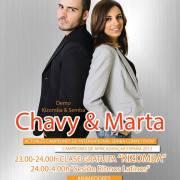 Mega Caribbean Chavy & Marta