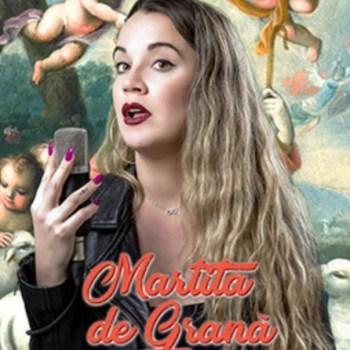 Martita de Graná «Mi padre flipa» – Abre Madrid!