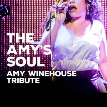 Tributo a Amy Winehouse: The Amy's Soul – Abre Madrid!