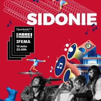 Vibra Mahou Sidonie – Abre Madrid!
