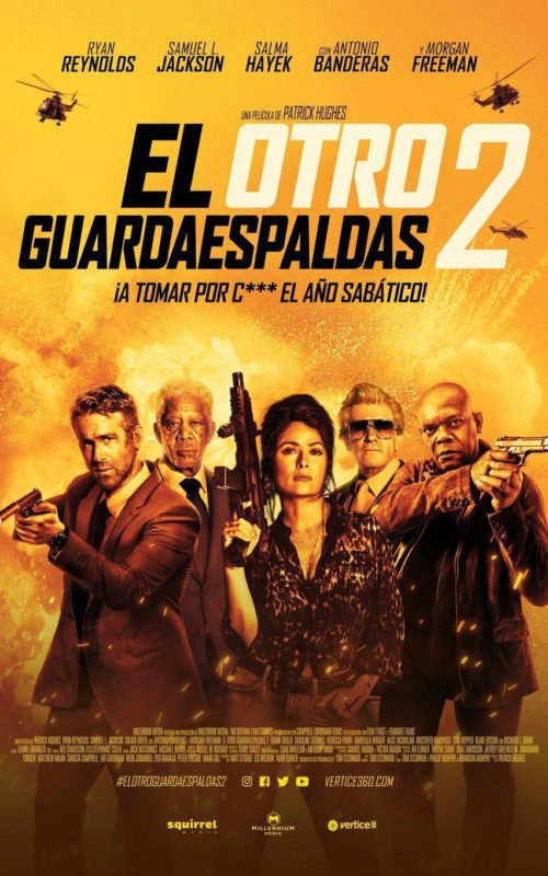 EL OTRO GUARDAESPALDAS 2