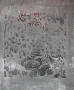 paysage au galet 21 Monotype et dessin 41-52 cm 2016 - Artiste Plasticienne Noiseau & Val de Marne 94