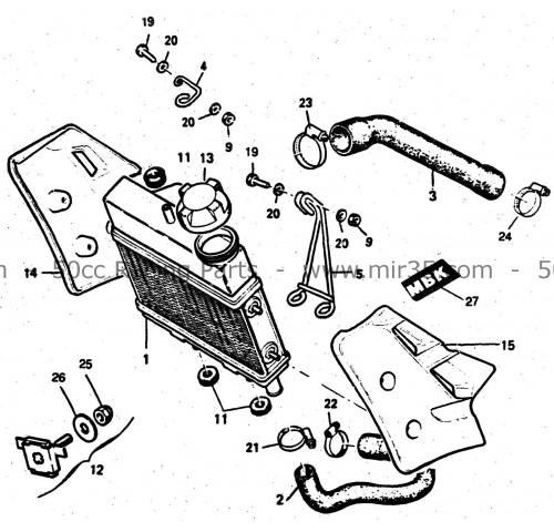 Schema Electrique Mbk 51 Magnum