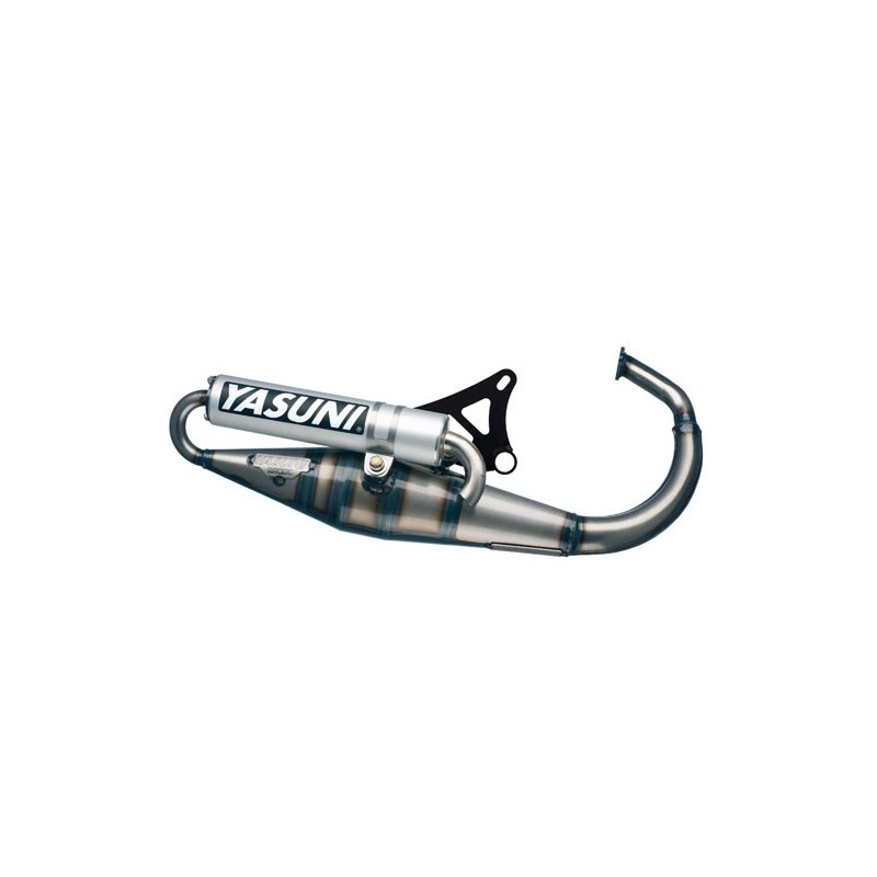 Pot Yasuni Z MBK Nitro Aerox Ovetto SR50 Silencieux Alu