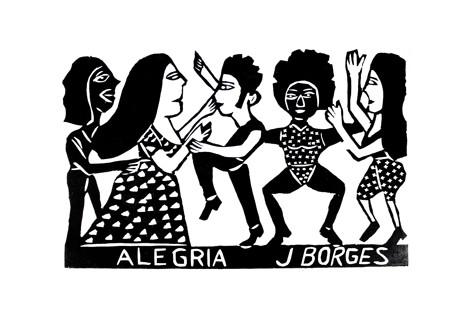 Image result for lucelila borges xilogravura