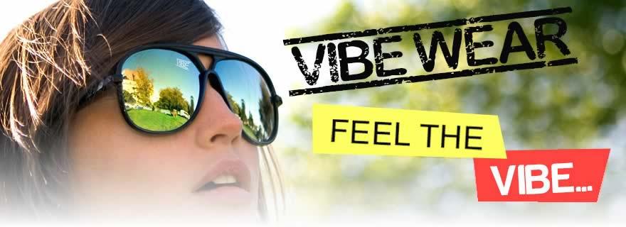 VibeWear Polarized Sunglasses