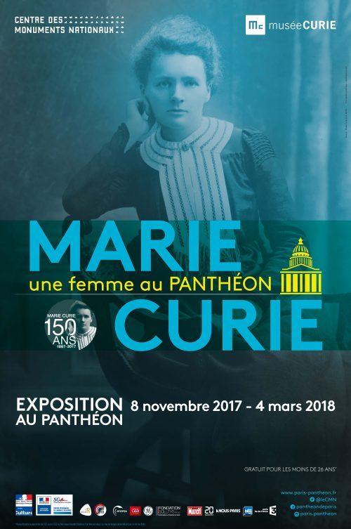 Aujourd'hui, Marie Curie aurait 150 ans !