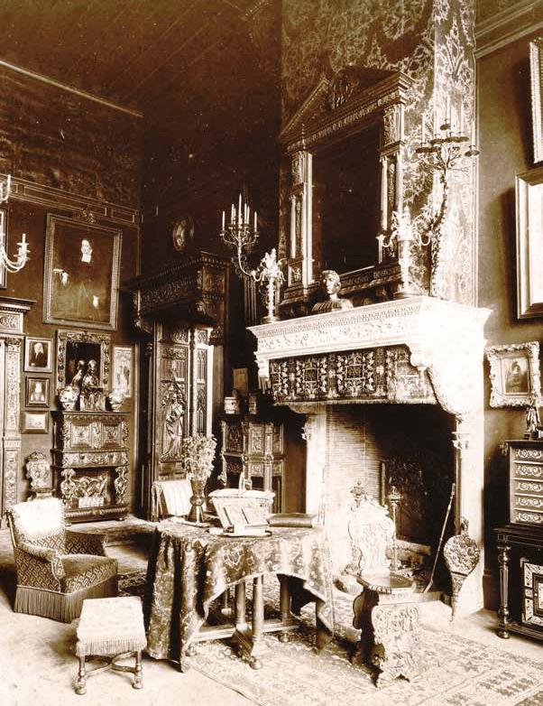 Hôtel Gaillard PHOTO : A PEPPER. COLLECTION BDF