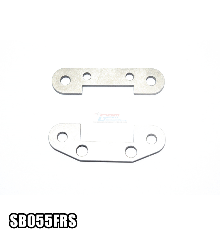 STAINLESS STEEL STABILIZING MOUNT FOR FRONT LOWER ARM