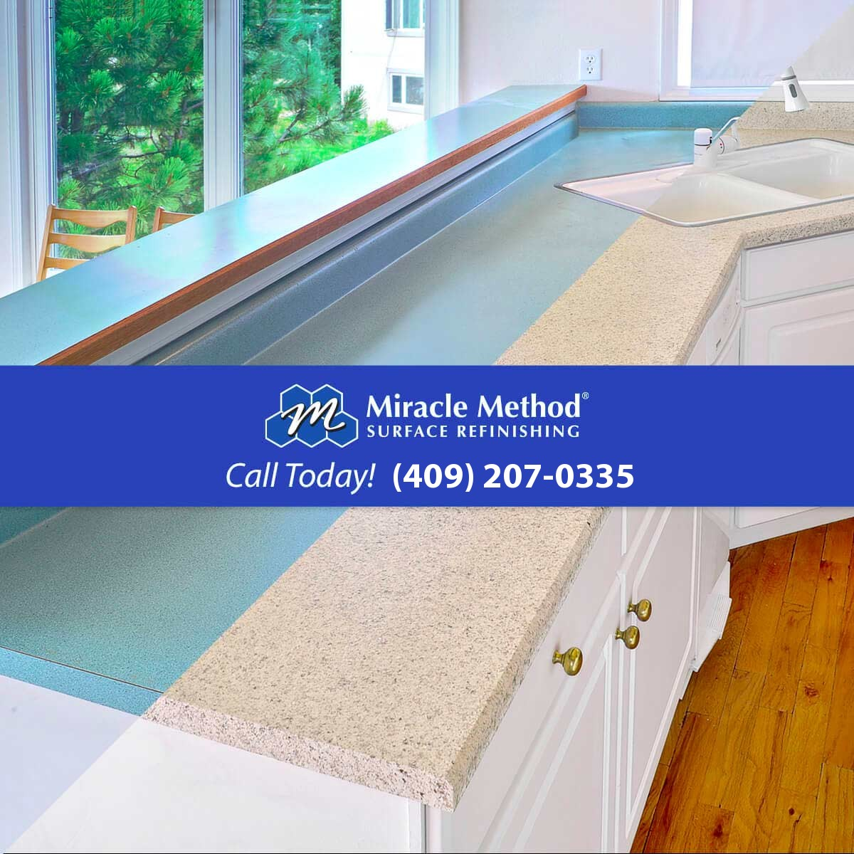 Orange TX Surface Refinishing  Repair  Miracle Method